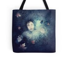 Beneath the Ice Tote Bag