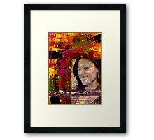 I Like Color, Don't You? Framed Print