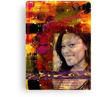 I Like Color, Don't You? Canvas Print