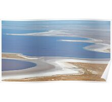Lake Eyre II Poster