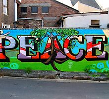 Peace by Janie. D