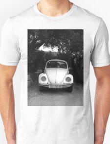Abandoned VW Bug in Croatia T-Shirt