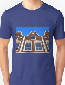View from the bottom to the modern building T-Shirt