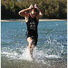 Kingscliff Triathlon 2011 Swim leg P250 by Gavin Lardner