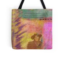 Happily Waiting Tote Bag