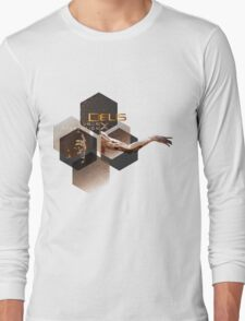 DeusEx Human REvolution Long Sleeve T-Shirt