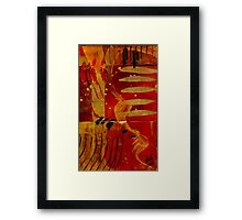Wild Kingdom Framed Print