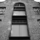 Old Building Sydney Harbour by Nigel Butfield