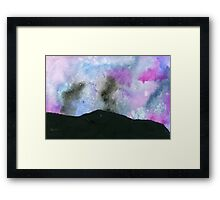 Alien Skies #1 Framed Print