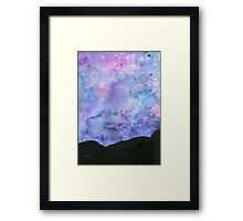 Alien Skies #2 Framed Print