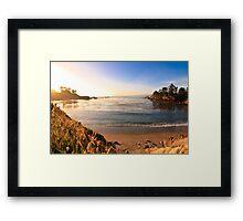 Big Sur coast  Framed Print