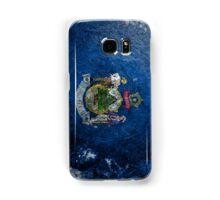 Maine Grunge Samsung Galaxy Case/Skin