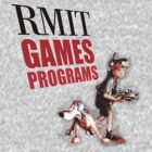 RMIT Games HoD by Newfield