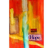 Windows of HOPE Photographic Print