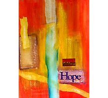 Windows of HOPE Photographic Print