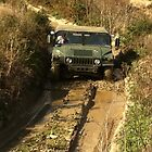 hmmwv on the way by landytrialer