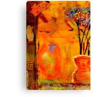 The Glow of JOY Canvas Print