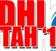 Bodhi Utah 2016 for X-President Sticker