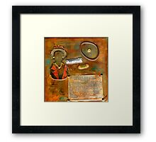 WE are POWERFUL Beyond Measure Framed Print