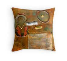 WE are POWERFUL Beyond Measure Throw Pillow