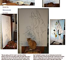 Back to the easel, Remi and Vitalis......... by Ozcloggie