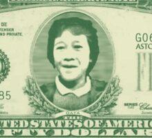 50 Dollar Bill - The Goonies Sticker