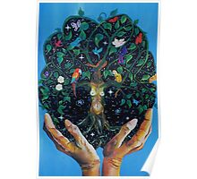 Gaia-Tree of Life Poster