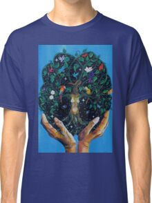 Gaia-Tree of Life Classic T-Shirt
