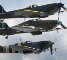 Battle of Britain Fighters Sticker