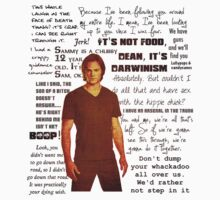 Sam Winchester quotes Kids Tee