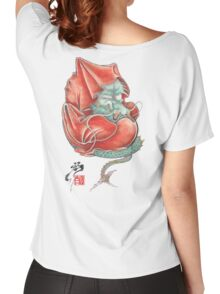 Dharma Dragon Women's Relaxed Fit T-Shirt
