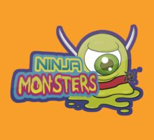 Ninja Monsters by Yohann Paranavitana