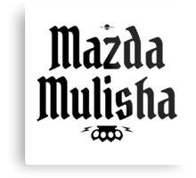 Mazda Mulisha Metal Print