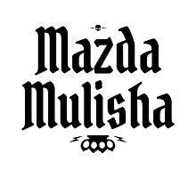Mazda Mulisha Photographic Print