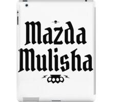 Mazda Mulisha iPad Case/Skin