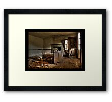 Badenoyn - Right Framed Print