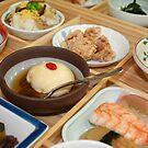 Japanese Dish by Bruno Beach