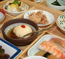Japanese Dish by Atanas Bozhikov