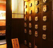 Japanese Restaurant Interior by Atanas Bozhikov NASKO