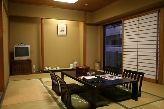 Japanese Tea Room by Nasko .