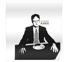 Dwight Schrute, The Office USA.   Poster