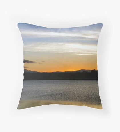 Bright White Throw Pillow