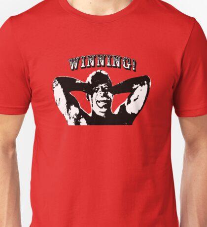 Die Hard: winning! Unisex T-Shirt