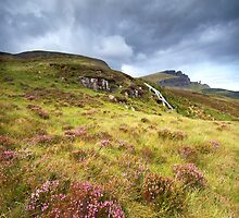 Bealoch Mor and Storr by Jeanie