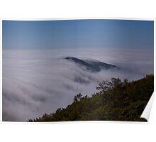 Rolling Fog Poster