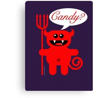 CANDY? Canvas Print