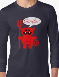 CANDY? Long Sleeve T-Shirt
