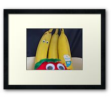 3.. err 4 of your 5-a-day Framed Print