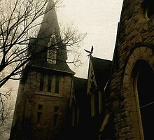Gothic church © by Dawn M. Becker