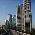 Tokyo City by Bruno Beach